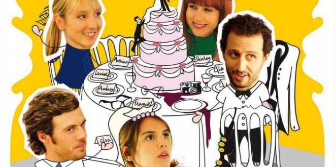 """Poster del film """"Se sposti un posto a tavola"""""""