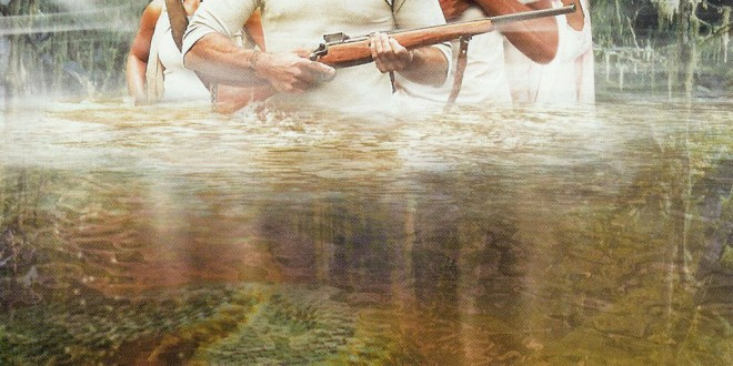 """Poster for the movie """"Anaconda - Alla ricerca dell'orchidea maledetta"""""""