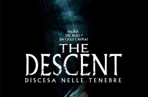 "Poster del film ""The descent - Discesa nelle tenebre"""