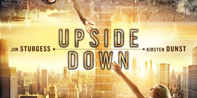 "Poster del film ""Upside Down"""