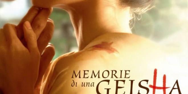 """Poster del film """"Memorie di una geisha"""""""