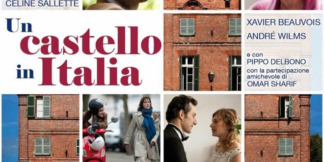 """Poster del film """"Un castello in Italia"""""""