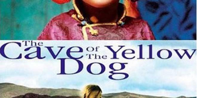 """Poster del film """"Il cane giallo della Mongolia"""""""