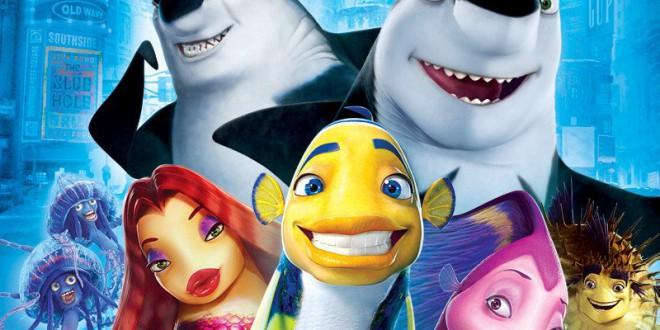 """Poster del film """"Shark Tale"""""""