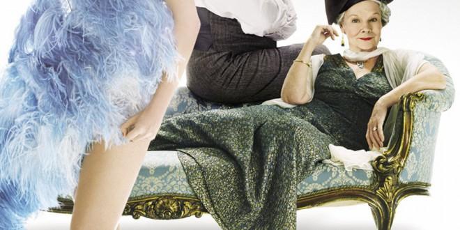 "Poster del film ""Lady Henderson presenta"""