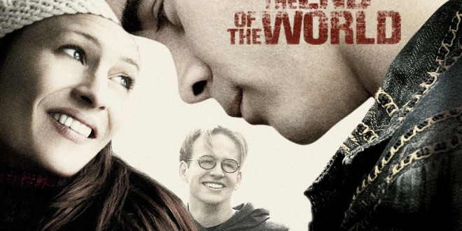 """Poster del film """"Una casa alla fine del mondo"""""""