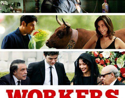 "Poster del film ""Workers - Pronti a tutto"""