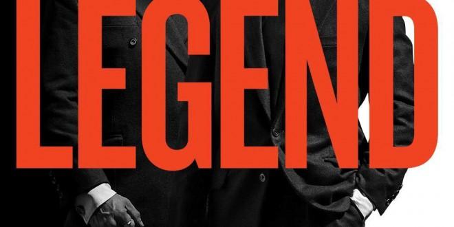 """Poster del film """"Legend"""""""