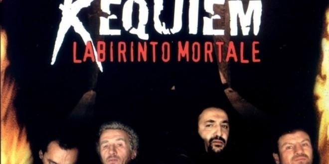 """Poster del film """"Requiem - Labirinto mortale"""""""