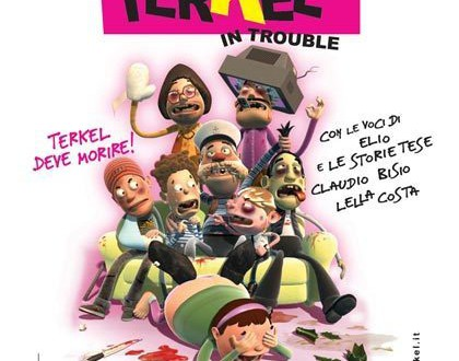 "Poster del film ""Terkel in Trouble"""