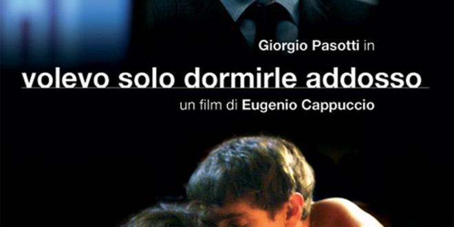 """Poster del film """"Volevo solo Dormirle Addosso"""""""