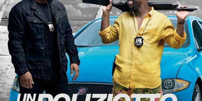 """Poster del film """"Un poliziotto ancora in prova"""""""