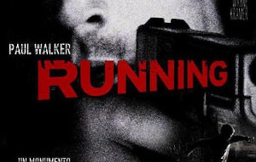 """Poster del film """"Running"""""""