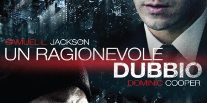 """Poster del film """"Un ragionevole dubbio"""""""