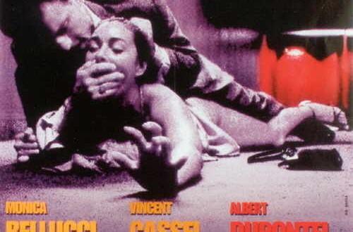 "Poster del film ""Irréversible"""