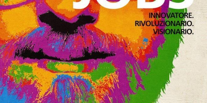 """Poster del film """"Jobs"""""""