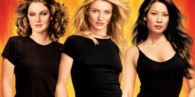 "Poster for the movie ""Charlie's Angels - Più che mai"""