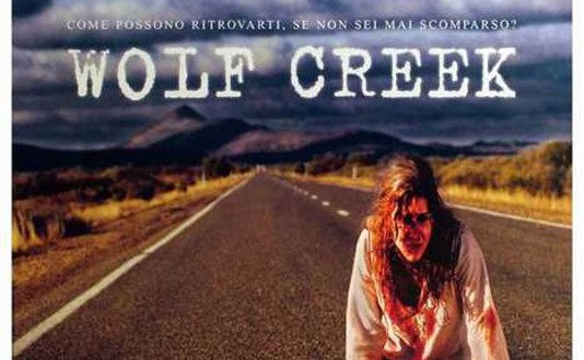 "Poster del film ""Wolf Creek"""