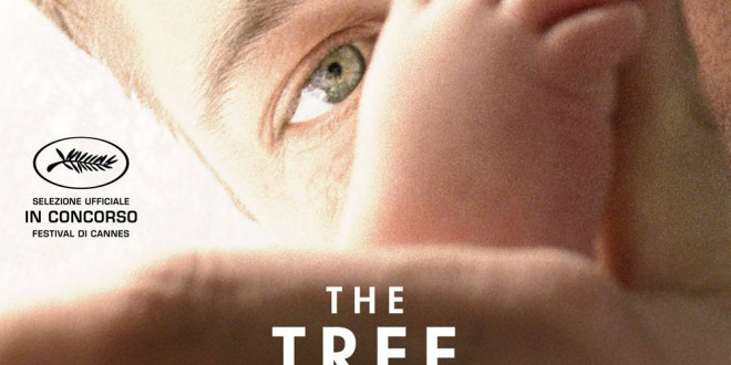 "Poster del film ""The Tree of Life"""