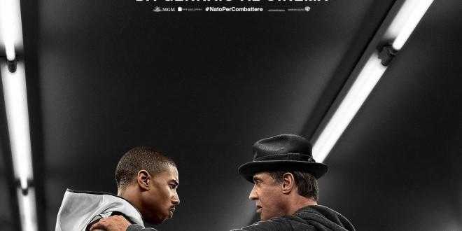 """Poster del film """"Creed - Nato per combattere"""""""