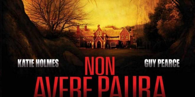 """Poster del film """"Non avere paura del buio"""""""
