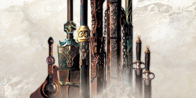 """Poster del film """"Seven swords"""""""