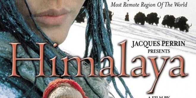 """Poster del film """"Himalaya – L'infanzia di un capo"""""""