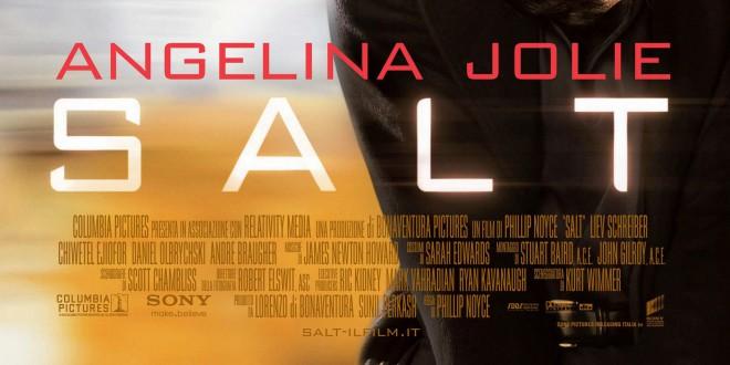 """Poster del film """"Salt"""""""