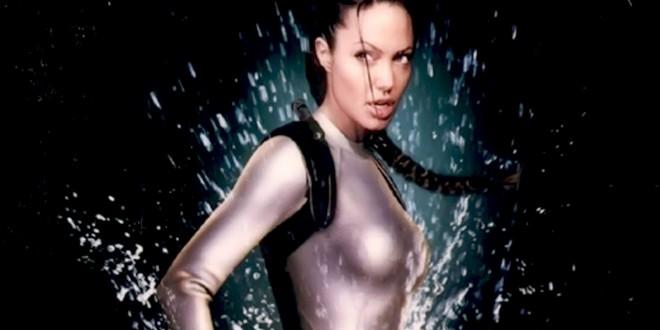 """Poster del film """"Lara Croft: Tomb Raider - La culla della vita"""""""