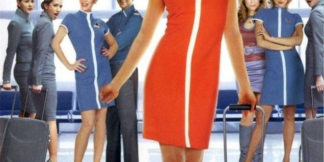 """Poster del film """"Una hostess tra le nuvole"""""""