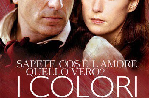 """Poster del film """"I colori dell'anima - Modigliani"""""""