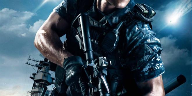 "Poster for the movie ""Battleship"""