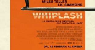 "Poster del film ""Whiplash"""