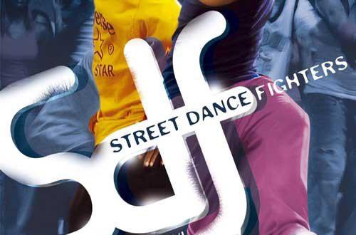 "Poster del film ""SDF - Street Dance Fighters"""