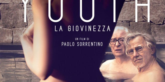 "Poster del film ""Youth - La giovinezza"""