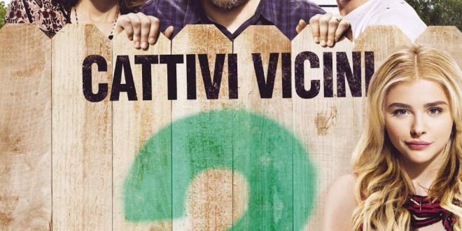 """Poster for the movie """"Cattivi vicini 2"""""""