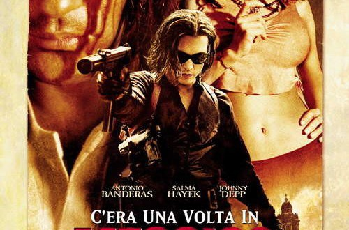 "Poster for the movie ""C'era una volta in Messico"""