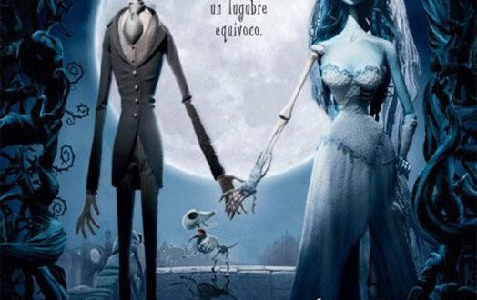 """Poster del film """"La sposa cadavere"""""""