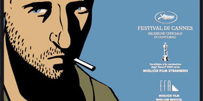 """Poster del film """"Valzer con Bashir"""""""