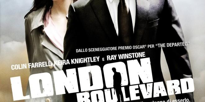 """Poster del film """"London Boulevard"""""""