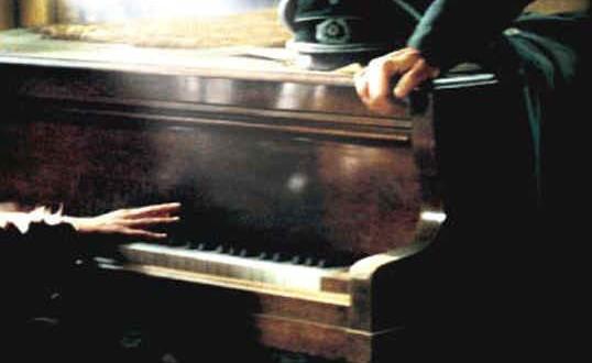 """Poster del film """"Il pianista"""""""