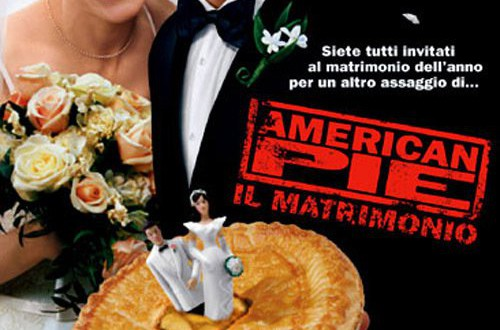"Poster for the movie ""American Pie - Il matrimonio"""