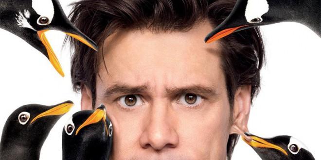"""Poster del film """"I pinguini di Mr. Popper"""""""