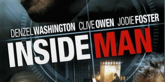 "Poster del film ""Inside Man"""