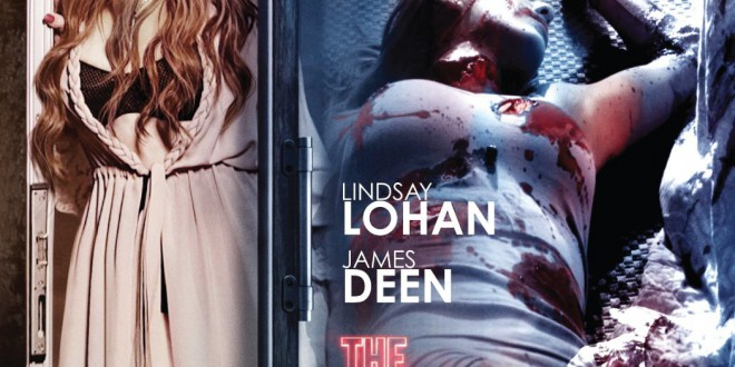 """Poster del film """"The Canyons"""""""