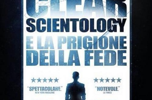 "Poster del film ""Going Clear: Scientology e la prigione della fede"""