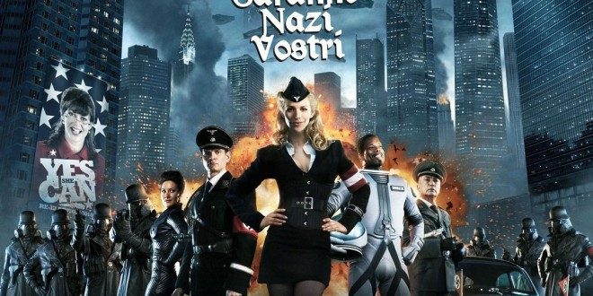 "Poster del film ""Iron Sky"""