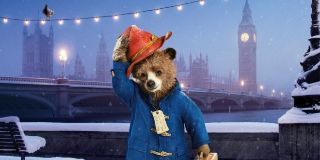 "Poster del film ""Paddington"""
