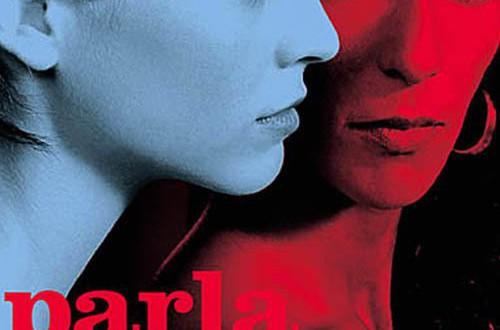 """Poster del film """"Parla con lei"""""""