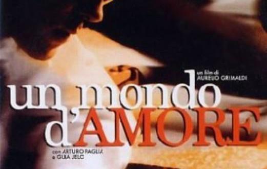 """Poster del film """"Un mondo d'amore"""""""